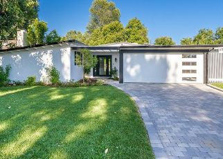 Pre Foreclosure in Woodland Hills 91367 ROYER AVE - Property ID: 1037079219