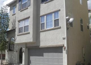 Pre Foreclosure in Las Vegas 89130 ARBURY HALL CT - Property ID: 1037225959