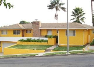 Pre Foreclosure in Los Angeles 90043 VISTA DE ORO AVE - Property ID: 1037694134