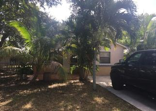Pre Foreclosure in Dania 33004 SW 8TH ST - Property ID: 1037703335