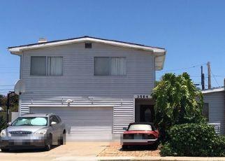Pre Foreclosure in San Diego 92117 LUNA AVE - Property ID: 1038021305