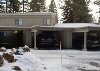 Pre Foreclosure in Incline Village 89451 ALDER AVE - Property ID: 1038039259