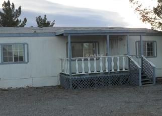 Pre Foreclosure in Pahrump 89060 GRETA BLVD - Property ID: 1038048466