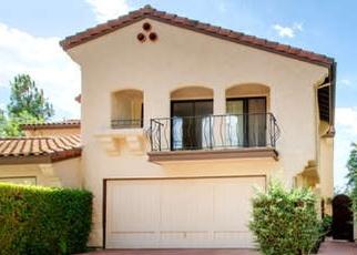 Pre Foreclosure in Escondido 92025 MAZE GLN - Property ID: 1038103203