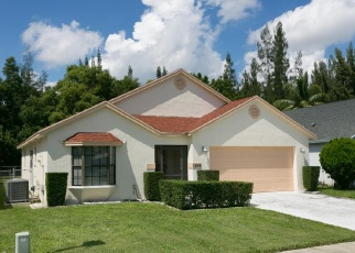 Pre Foreclosure in West Palm Beach 33417 FOX TRCE - Property ID: 1038154902