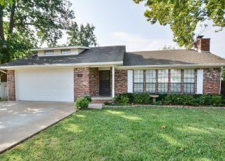 Pre Foreclosure in Jenks 74037 W F ST - Property ID: 1038253884