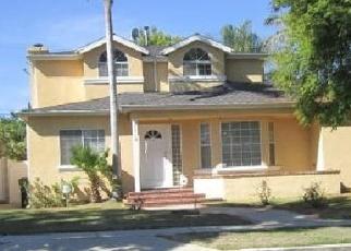 Pre Foreclosure in Encino 91316 HESPERIA AVE - Property ID: 1038289346