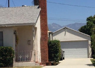 Pre Foreclosure in Rosemead 91770 MARSHALL ST - Property ID: 1038329646