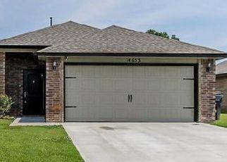 Pre Foreclosure in Glenpool 74033 S NYSSA PL - Property ID: 1038335780