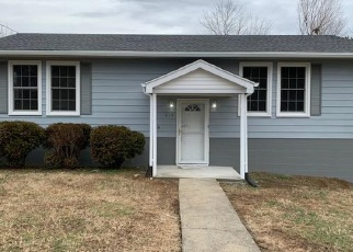 Pre Foreclosure in Madisonville 42431 COLUMBUS CIR - Property ID: 1038375632