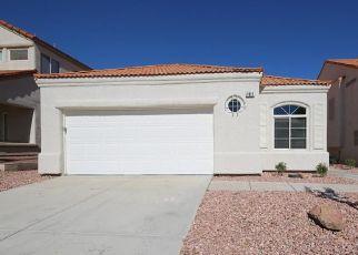 Pre Foreclosure in Las Vegas 89131 ADORNMENT CT - Property ID: 1038424238