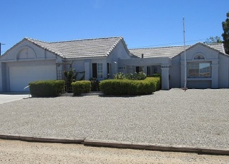 Pre Foreclosure in California City 93505 PEACH AVE - Property ID: 1038573153