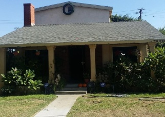 Pre Foreclosure in South Gate 90280 PINEHURST AVE - Property ID: 1039173623
