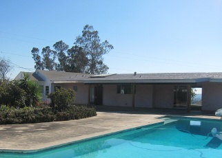 Pre Foreclosure in El Cajon 92019 E MADISON AVE - Property ID: 1039536702