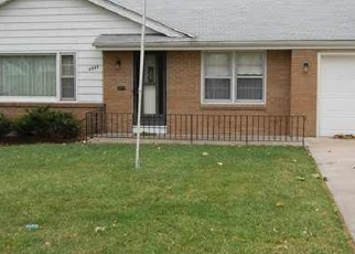 Pre Foreclosure in Omaha 68107 DREXEL ST - Property ID: 1039629101