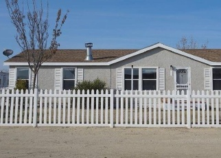 Pre Foreclosure in Taft 93268 CLYDESDALE AVE - Property ID: 1039913355