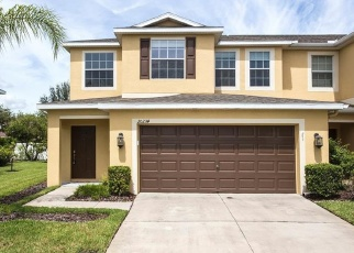 Pre Foreclosure in Tampa 33647 POND APPLE LN - Property ID: 1039917295