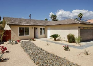 Pre Foreclosure in Cathedral City 92234 TORTUGA RD - Property ID: 1040039947