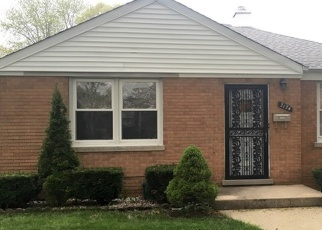 Pre Foreclosure in Franklin Park 60131 HAWTHORNE ST - Property ID: 1040071467