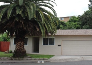 Pre Foreclosure in Vallejo 94590 REMINGTON CT - Property ID: 1040326366