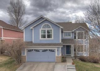 Pre Foreclosure in Castle Rock 80109 W ARROWLEAF CT - Property ID: 1040339505