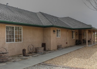 Pre Foreclosure in Tehachapi 93561 SKYLINE DR - Property ID: 1040829602