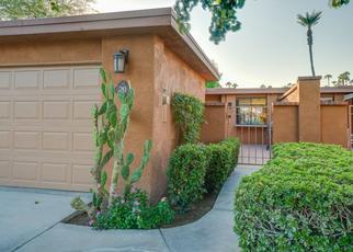 Pre Foreclosure in Rancho Mirage 92270 LA CERRA DR - Property ID: 1041143175