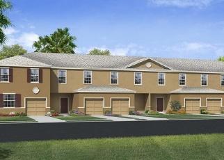 Pre Foreclosure in Gibsonton 33534 BUFFALO RUN DR - Property ID: 1041198369