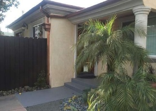 Pre Foreclosure in Culver City 90232 HARTER AVE - Property ID: 1041204505