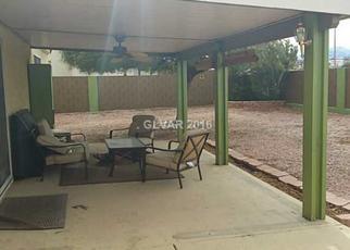 Pre Foreclosure in Henderson 89015 GRANDE SOMBRERO WAY - Property ID: 1041294284