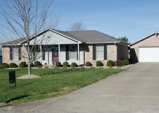 Pre Foreclosure in Bardstown 40004 BISHOP LN - Property ID: 1041506714