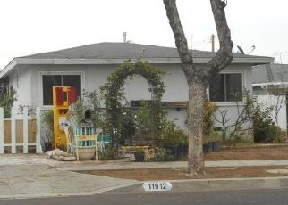 Pre Foreclosure in La Mirada 90638 NASHVILLE AVE - Property ID: 1042021772