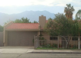 Pre Foreclosure in Cathedral City 92234 SAN ELJAY AVE - Property ID: 1042337998