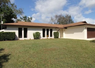 Pre Foreclosure in Winter Park 32792 FIELDCREST AVE - Property ID: 1042365131