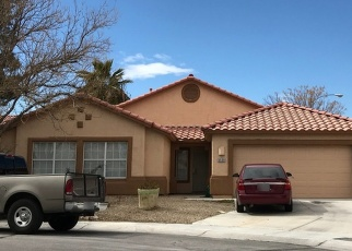 Pre Foreclosure in North Las Vegas 89032 STAMPEDE CT - Property ID: 1042457997