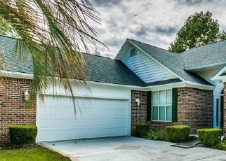 Pre Foreclosure in Myrtle Beach 29577 MASHIE DR - Property ID: 1042570996