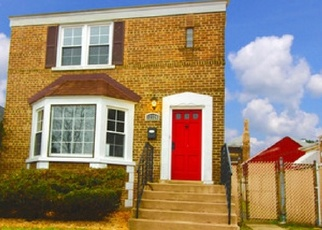 Pre Foreclosure in Blue Island 60406 VINCENNES RD - Property ID: 1042704117