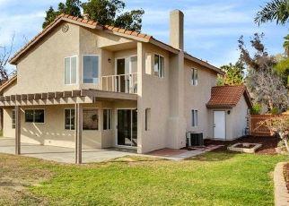 Pre Foreclosure in Riverside 92507 BRUIN DR - Property ID: 1042777265