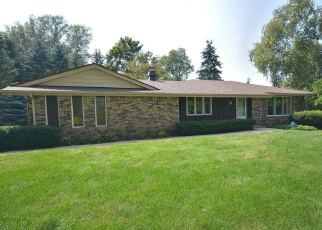 Pre Foreclosure in Pewaukee 53072 S WILLOW CREEK DR - Property ID: 1042974801