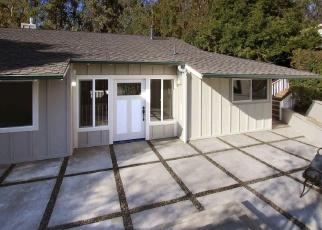 Pre Foreclosure in Watsonville 95076 EL MATORRAL - Property ID: 1043206484