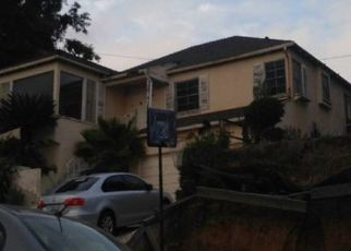 Pre Foreclosure in Los Angeles 90043 BREA CREST DR - Property ID: 1043207810