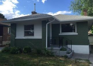 Pre Foreclosure in Salt Lake City 84106 E WILMINGTON AVE - Property ID: 1043290126