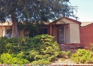 Pre Foreclosure in Whittier 90605 FIDEL AVE - Property ID: 1043350577