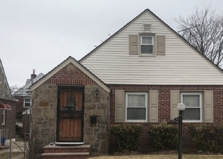 Pre Foreclosure in Saint Albans 11412 BRINKERHOFF AVE - Property ID: 1043484602