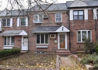Pre Foreclosure in Middle Village 11379 83RD ST - Property ID: 1043518316