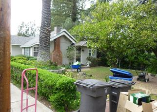 Pre Foreclosure in Los Gatos 95032 NATIONAL AVE - Property ID: 1043761846