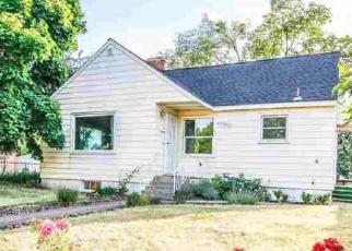 Pre Foreclosure in Spokane 99205 N CEDAR ST - Property ID: 1043825338