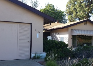 Pre Foreclosure in San Diego 92120 FONTAINE ST - Property ID: 1043917314