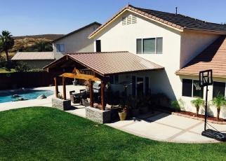 Pre Foreclosure in Murrieta 92562 KODIAK CT - Property ID: 1044216453