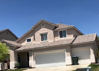 Pre Foreclosure in Rosamond 93560 PERDOT AVE - Property ID: 1045678854